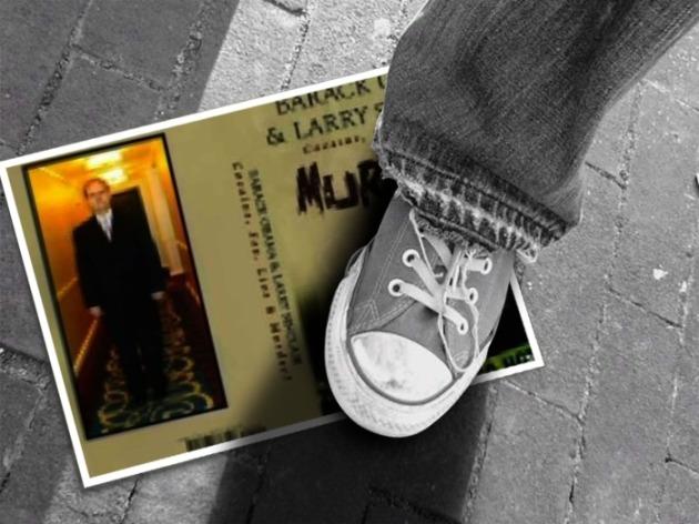 Larry sinclair's book